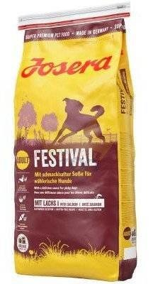 JOSERA Festival 15kg + DentaStix 77g
