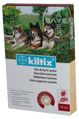 Bayer KILTIX, antkaklis dideliems šunims 70cm