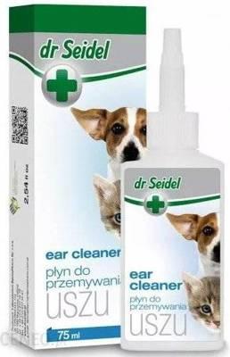 Dr Seidel Ausų valymo skystis šunims ir katėms  75ml