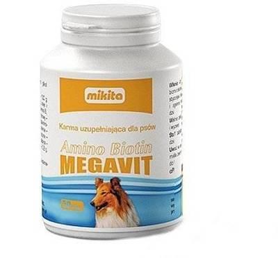 MIKITA Amino Biotin Megavit 150 tab.