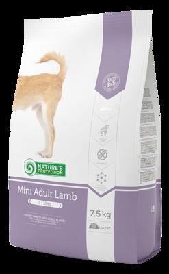NATURES PROTECTION Mini Adult Lamb 7,5kg