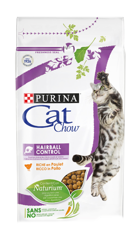 PURINA Cat Chow Special Care Hairball Control 15kg