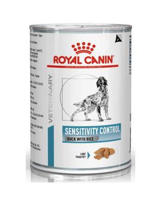 ROYAL CANIN Sensitivity Control SC 21 Duck&Rice 420g skardinė