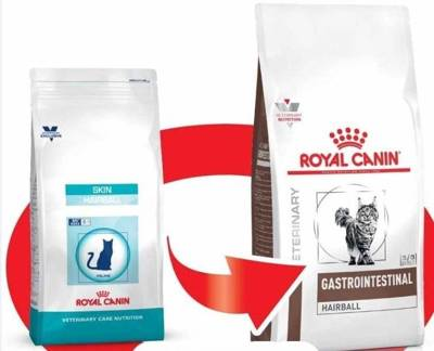 ROYAL CANIN Skin Hairball Gastrointestinal 400g