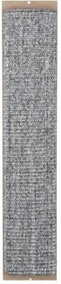 TRIXIE Kačių draskyklė su sizaliu, 60x11cm, pilka