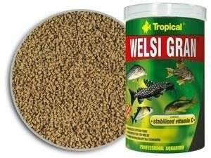 TROPICAL Welsi Gran 250ml granulės