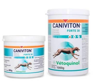 VETOQUINOL Caniviton forte 30 - 1kg