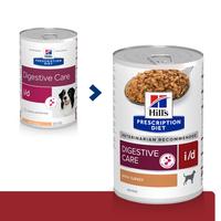 HILL'S PD Prescription Diet Canine i/d 360g - skardinė