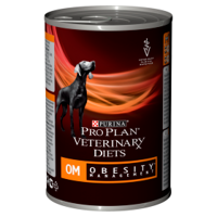 PURINA Veterinary PVD OM Obesity Management 400g skardinė