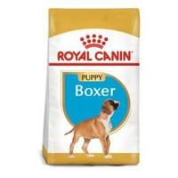 ROYAL CANIN Boxer Puppy 12 kg sauso ėdalo bokserių veislės šuniukams iki 15 mėnesių amžiaus