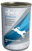TROVET LRD Hypoallergenic - Lamb (šuniui) 400g - skardinė